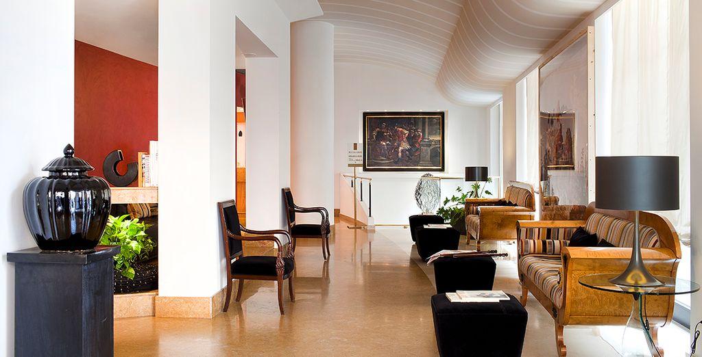 Descubre un hotel acogedor y moderno