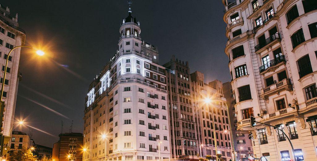 Un hotel céntrico