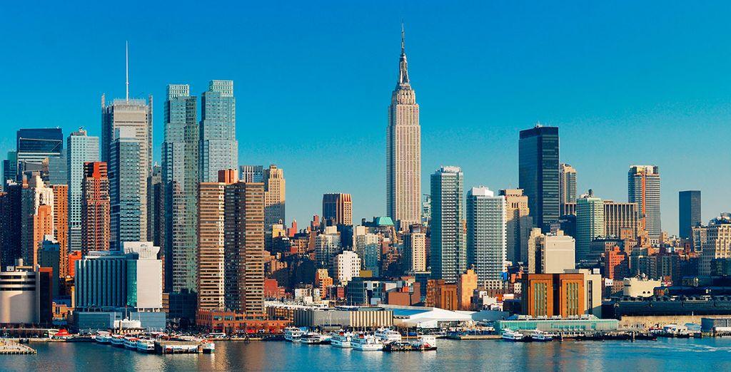 Nueva York, una ciudad muy inspiradora