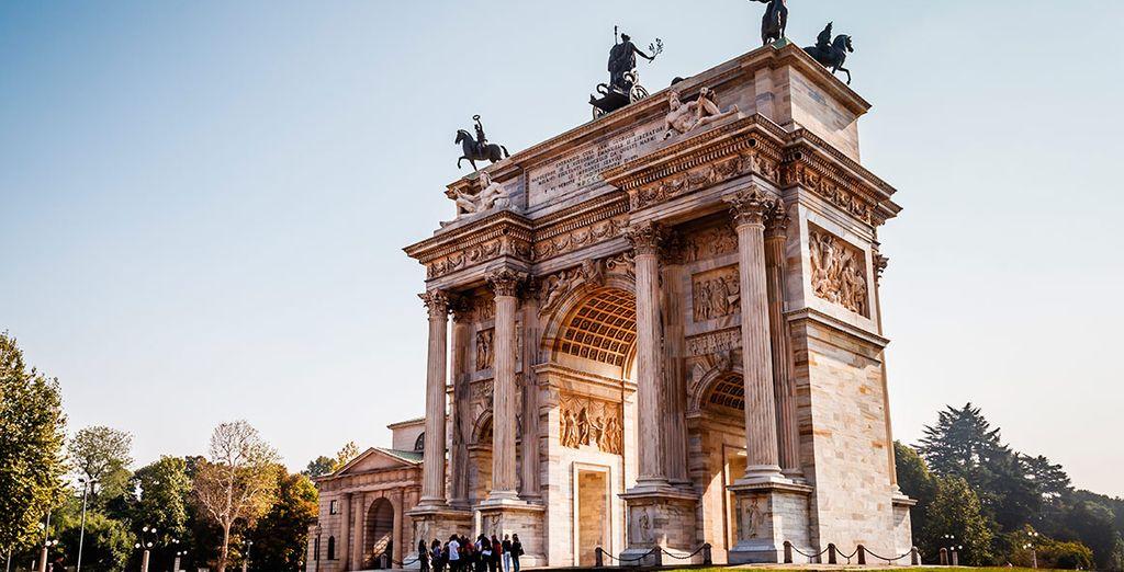 Una arquitectura sublime e impactante
