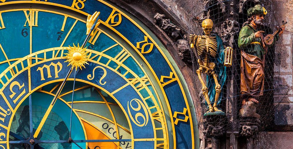 Su Reloj Astronómico te encantará