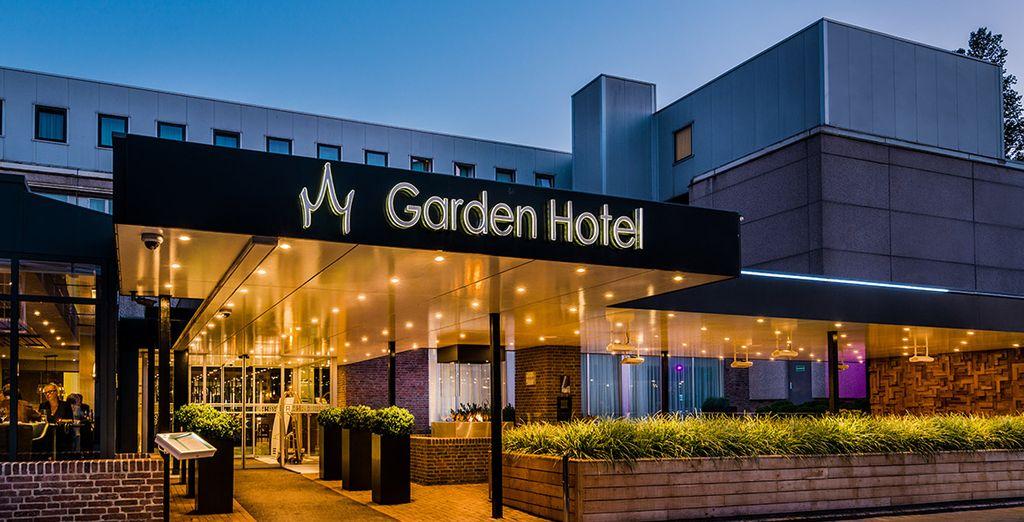 Bienvenido a Bilderberg Garden Hotel 5*
