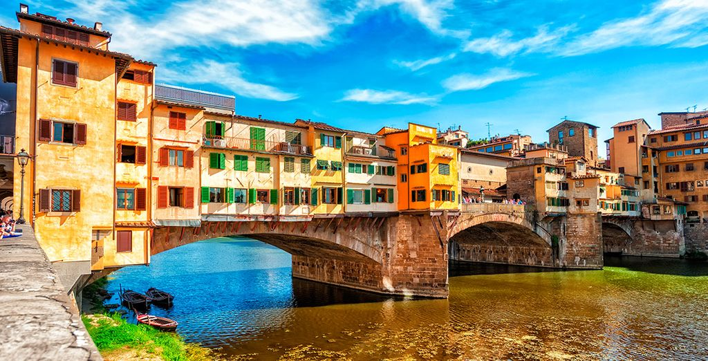 Descubre las maravillas de esta joya de la Toscana