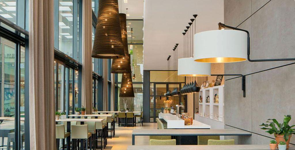 Disfruta de la exquisita gastronomía en Gordal, el restaurante del hotel