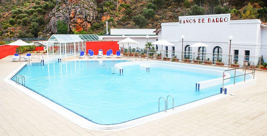 Hotel SPA TermaEuropa Balneario Arnedillo 4* te brinda una escapada ideal