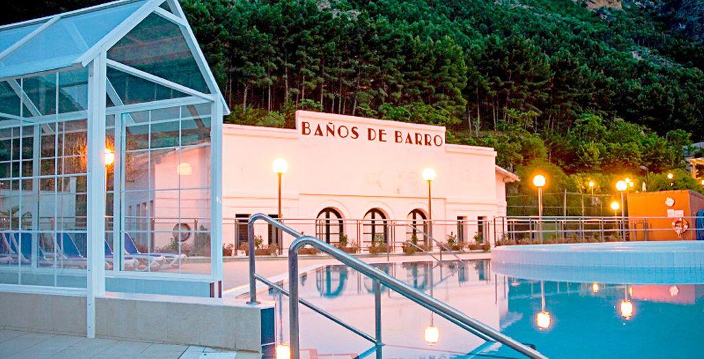 Bienvenido a Hotel SPA TermaEuropa Balneario Arnedillo 4*, un mundo de relax