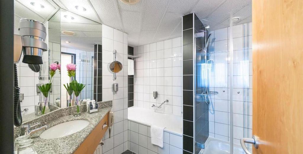 Con baño privado