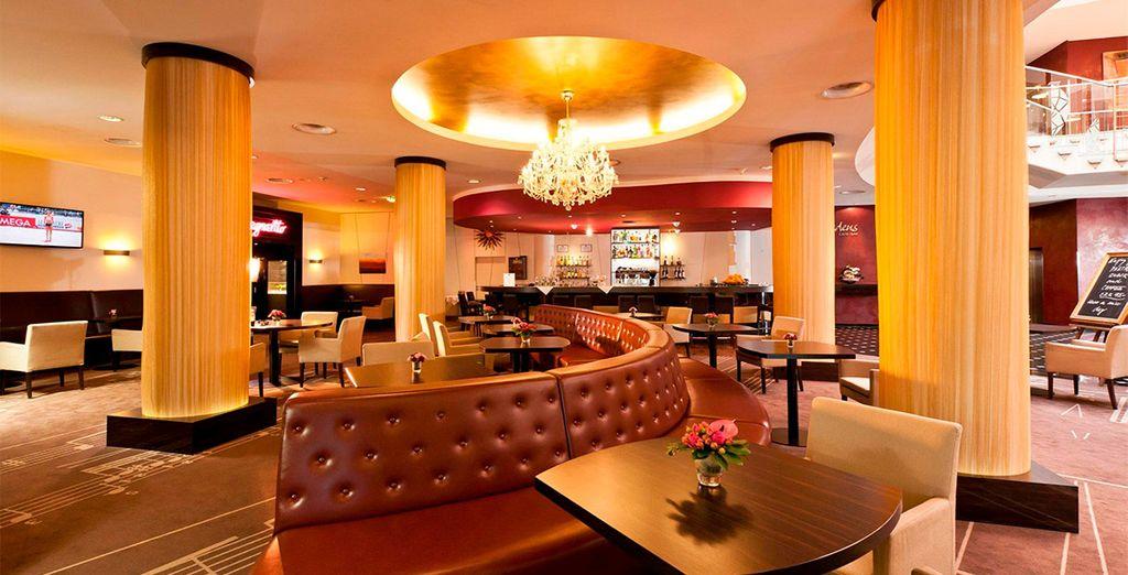 Un hotel elegante y clásico