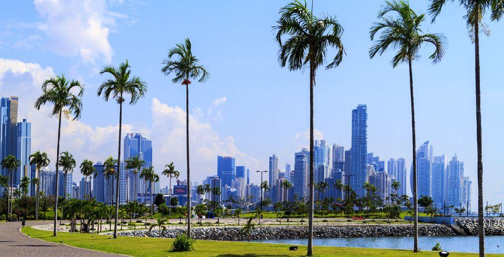 Ciudad de Panamá te sorprenderá por su modernidad