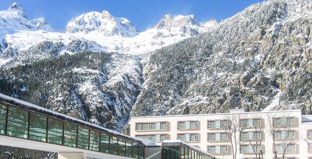 Tu hotel 4* presenta un diseño contemporáneo espectacular