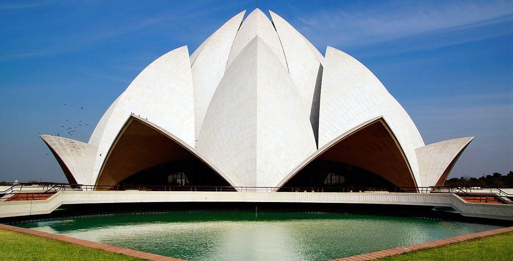 ¡Despídete de este fascinante país desde Delhi!