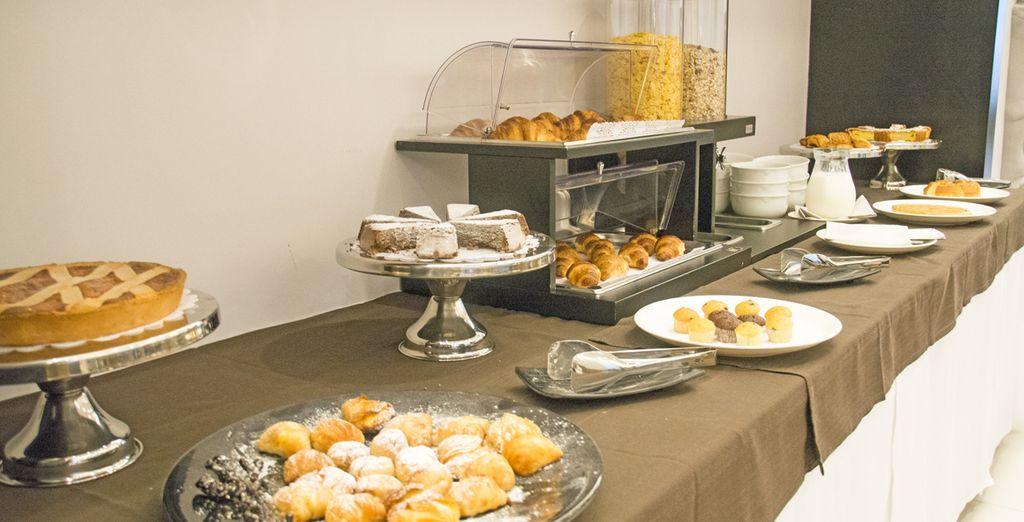 Empieza el día con un desayuno rico y abundante