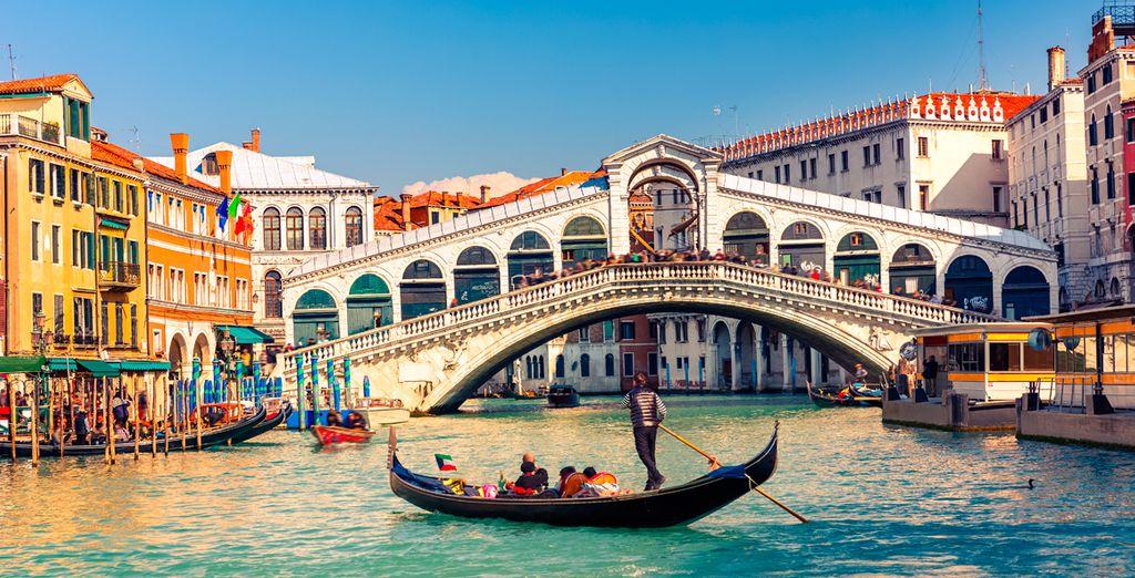 Conoce una ciudad encantadora y sus múltiples puentes