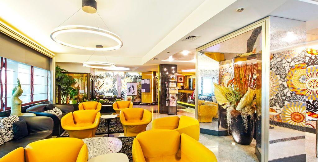 Antares Hotel Accademia 4* te espera