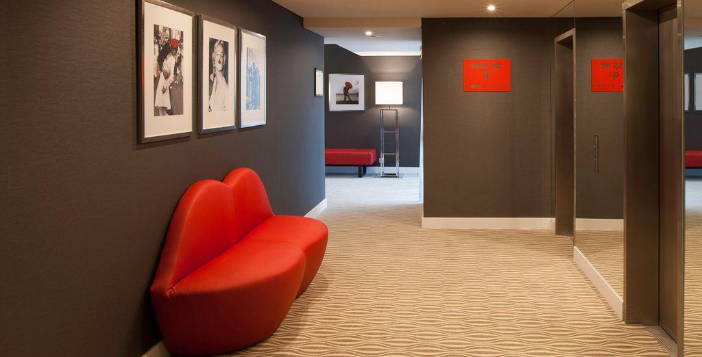Visita Lisboa y descansa en un hotel politemático: Lutecia Smart Design Hotel 4*