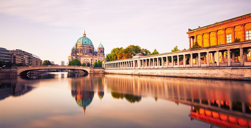 Descubre todos lo tesoros de Berlín