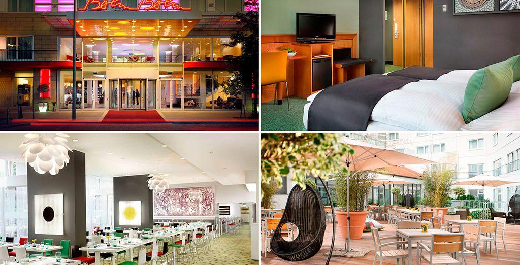 Te presentamos Hotel Berlín 4*
