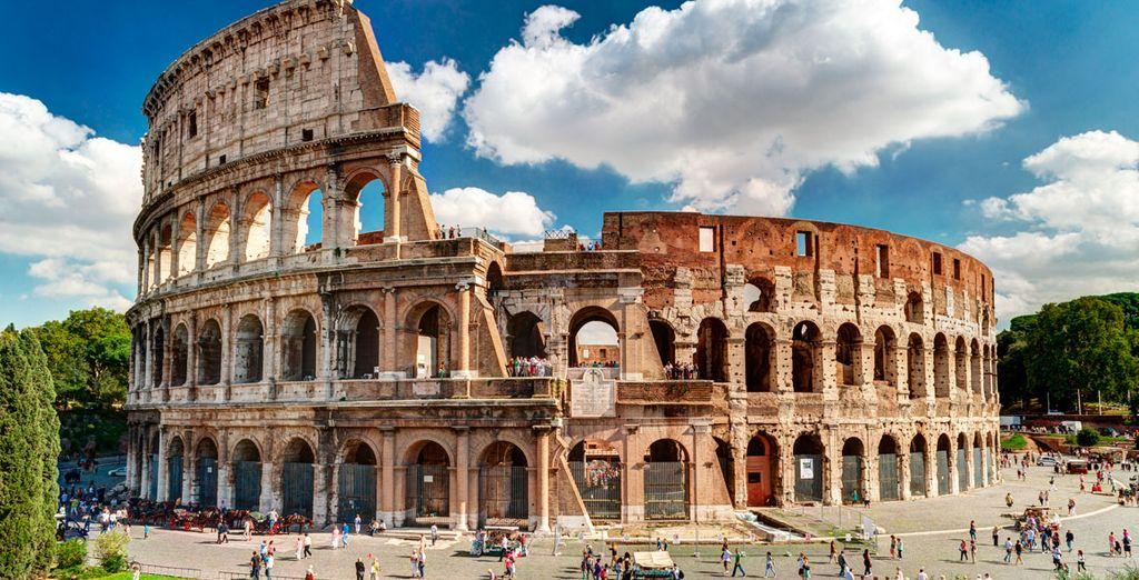 Siempre es un buen momento para visitar Roma