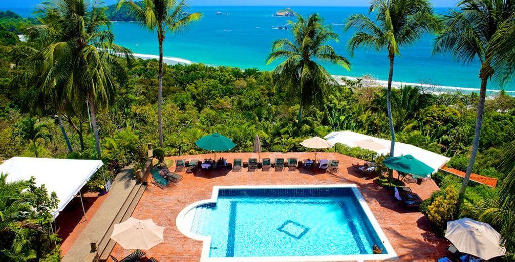 Podrás reposar en Hotel Costa Verde 3* si eliges la categoría Estándar