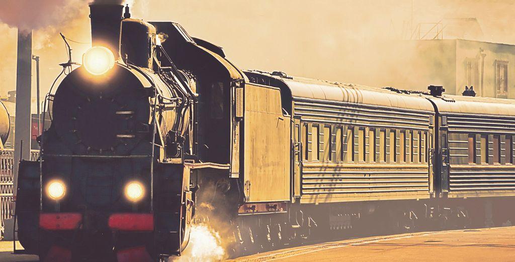 Un viaje inolvidable en el emblemático Transiberiano