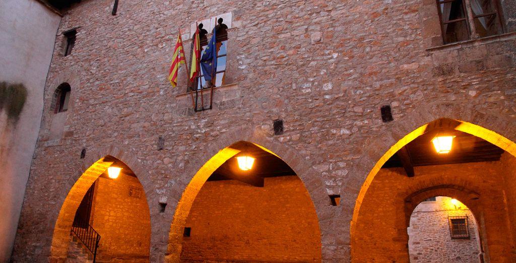 En pleno territorio de Teruel...