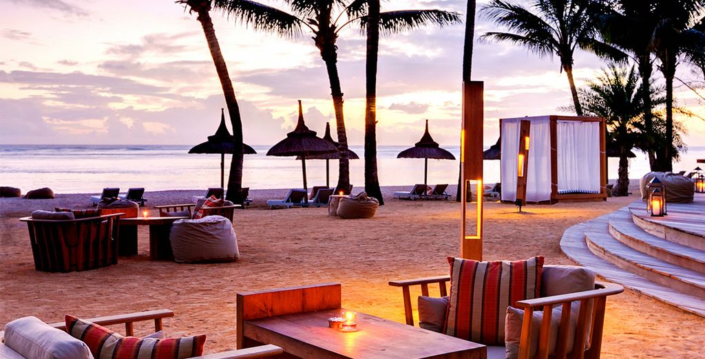 El paraíso se encuentra en el océano Índico