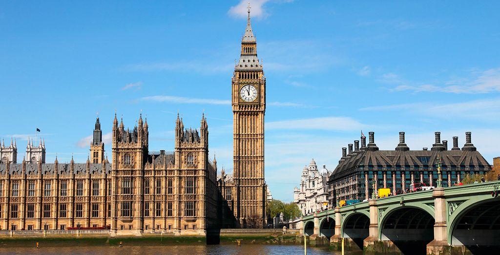 Descubre Londres