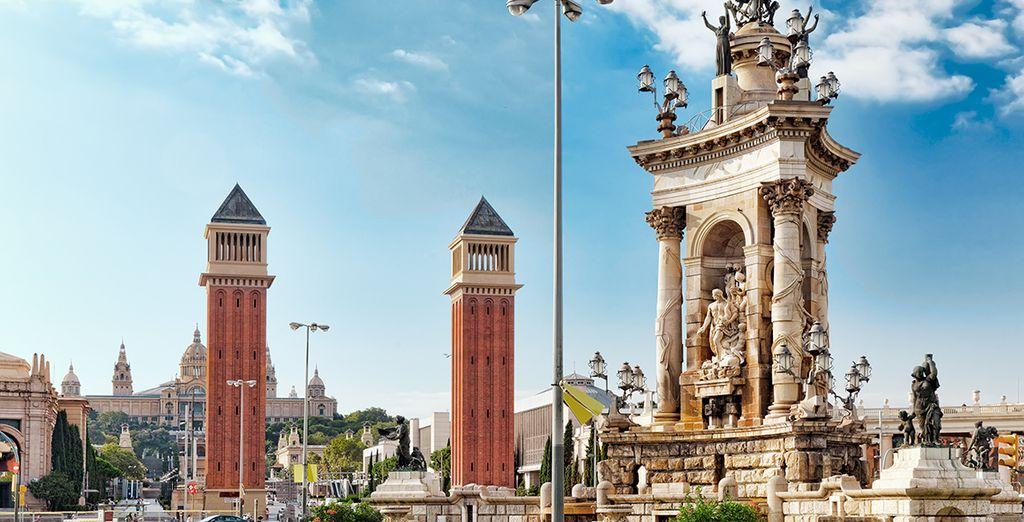 Barcelona, una ciudad de fantasía