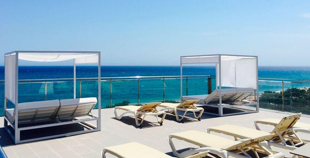 Bienvenido al Hotel Europa Splash 4*, frente a la playa de Malgrat de Mar