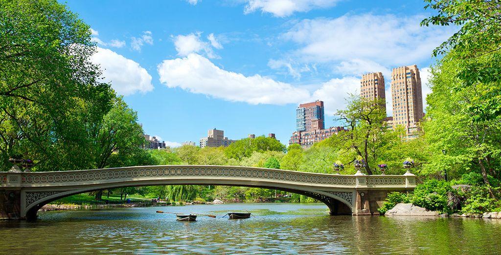 Nueva York es una ciudad ideal para explorarla durante un día, un fin de semana o una semana completa