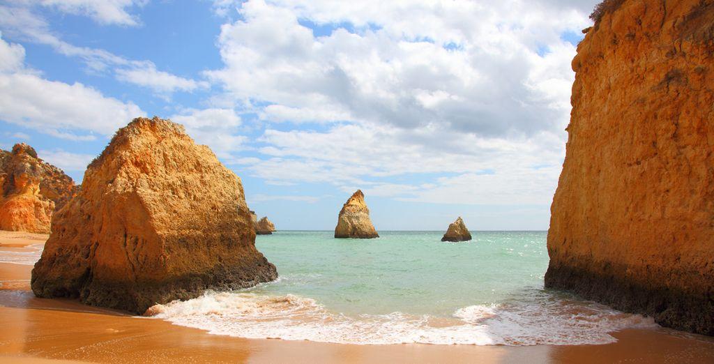 Deléitate con los hermosos parajes de la costa portuguesa