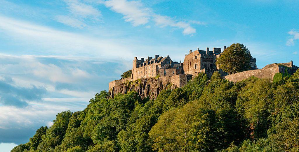 Conocerás la ciudad de Stirling