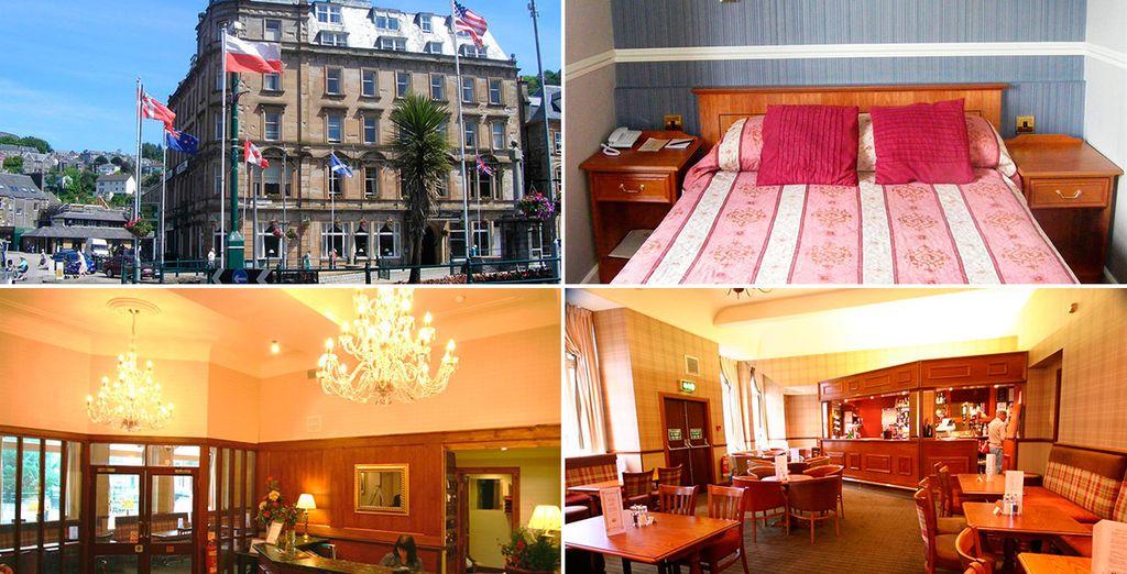 The Royal Hotel Oban 3*