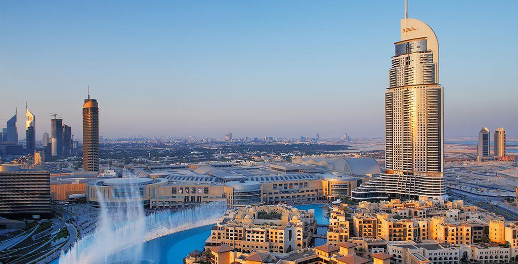 La actividad comercial es el alma de esta dinámica sociedad tradicionalmente árabe