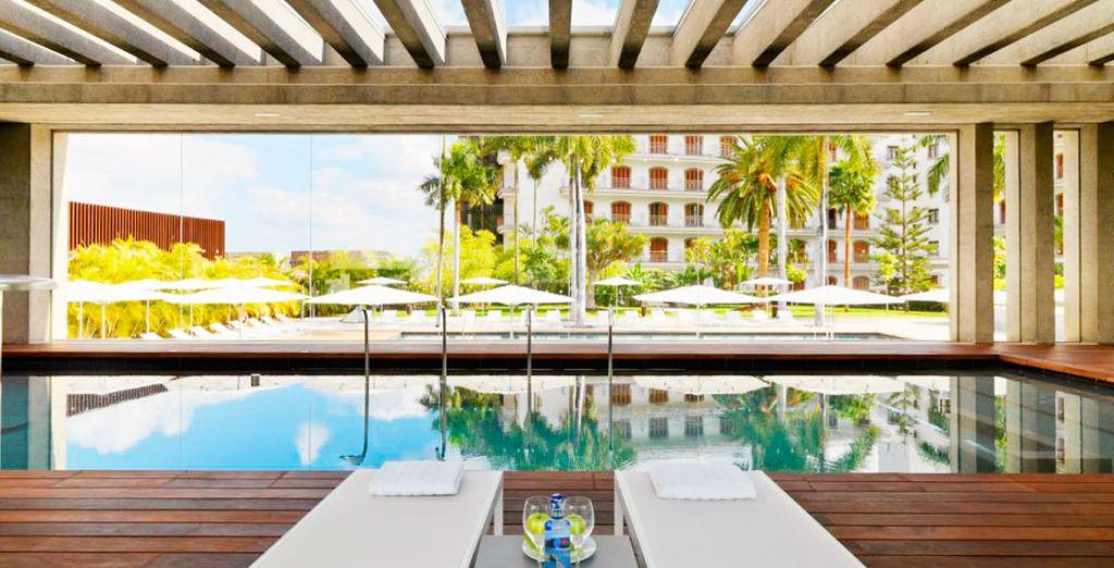 Bienvenido al Iberostar Grand Hotel Mencey 5*