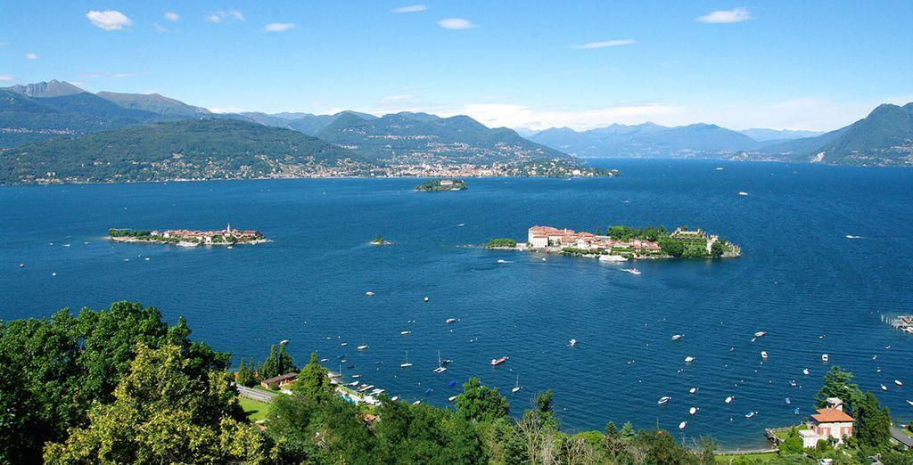 El lago Maggiore es un lugar que no te puedes perder