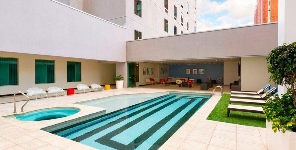 Te presentamos Park Inn San José by Radisson 4*, tu hotel de categoría Superior