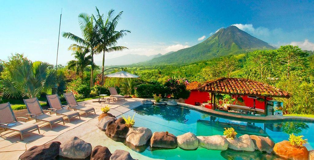 Mountain Paradise 4*, tu hotel de categoría Superior en Arenal