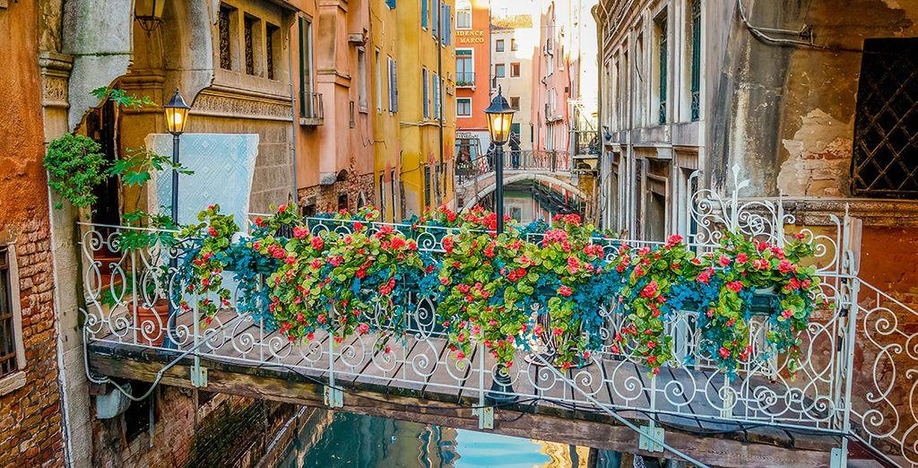 ¡Bienvenido a tu escapada a Venecia, en el Best Western Premier Hotel Sant'Elena 4*!