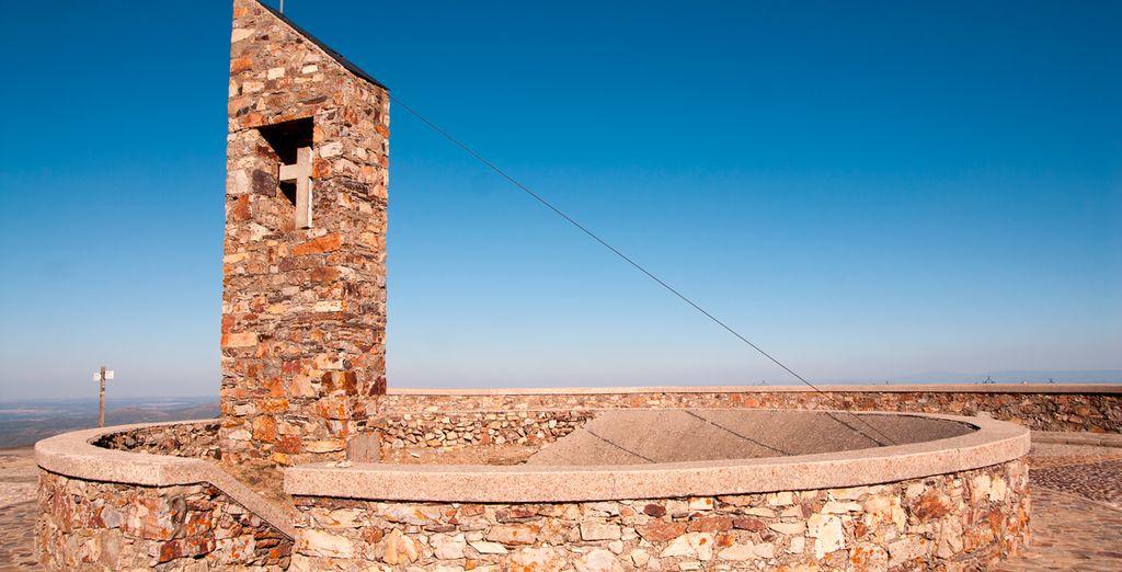 El Mirador para contemplar la belleza del Parque Natural Las Batuecas