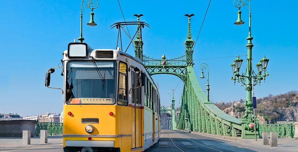 No te pierdas una de las ciudades más bellas de Europa