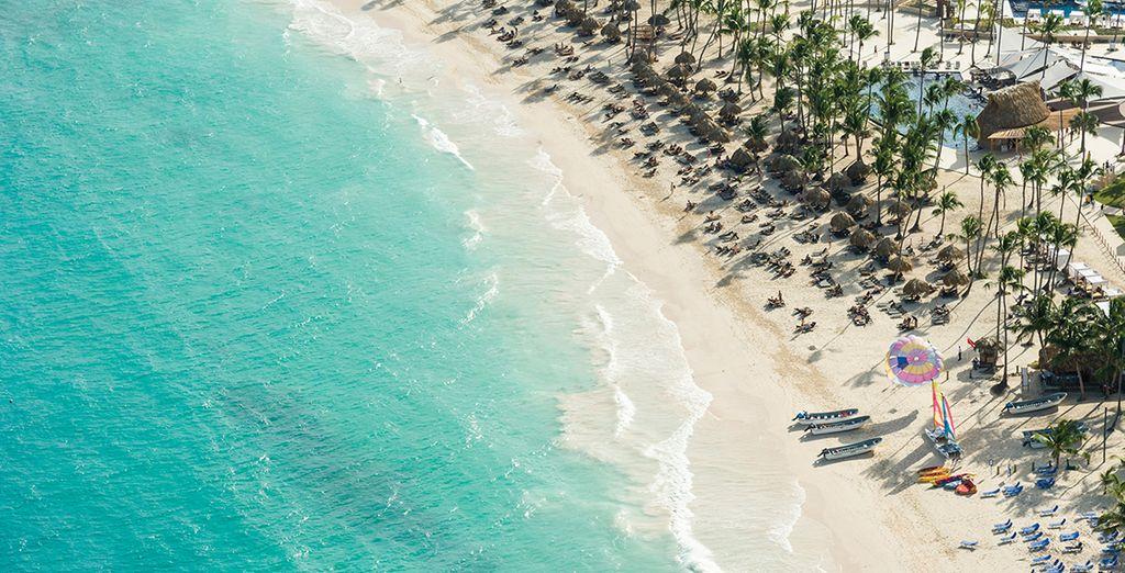 ¡Bienvenido al increíble Memories Splash Punta Cana 4*