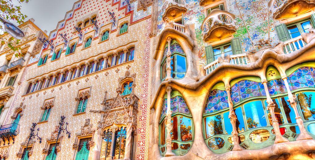Contempla una ciudad llena de historia y belleza