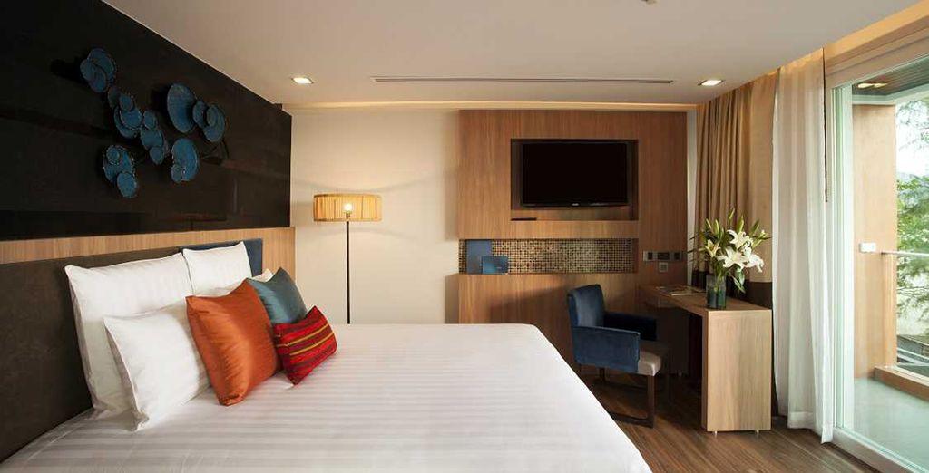 Novotel Kamala Beach Resort 4*