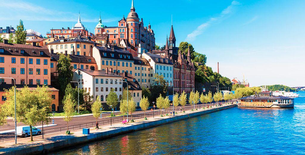 Recorre cada rincón de la ciudad escandinava
