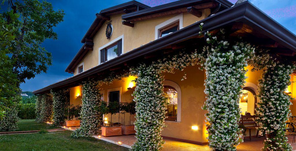 Una hermosa villa italiana de campo del siglo XIX, la Villa Rizzo Resort & Spa 4*
