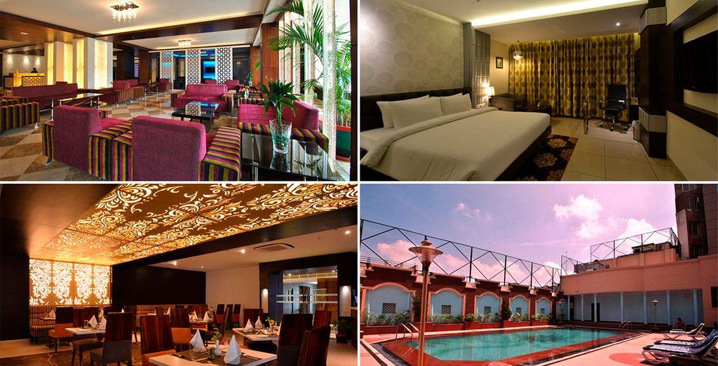 Rivatas by Ideal 5*, tu hotel en Varanasi
