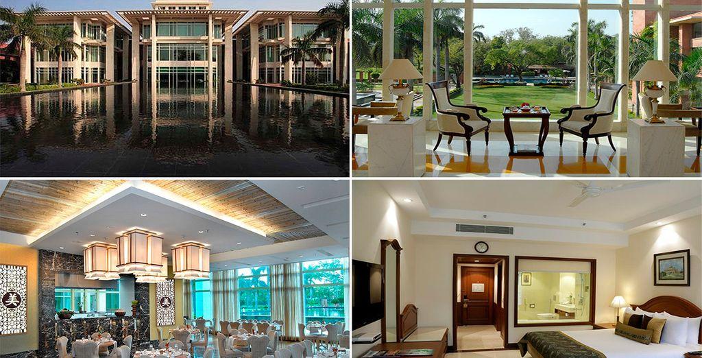 Jaypee Palace 5*, otra opción en Agra