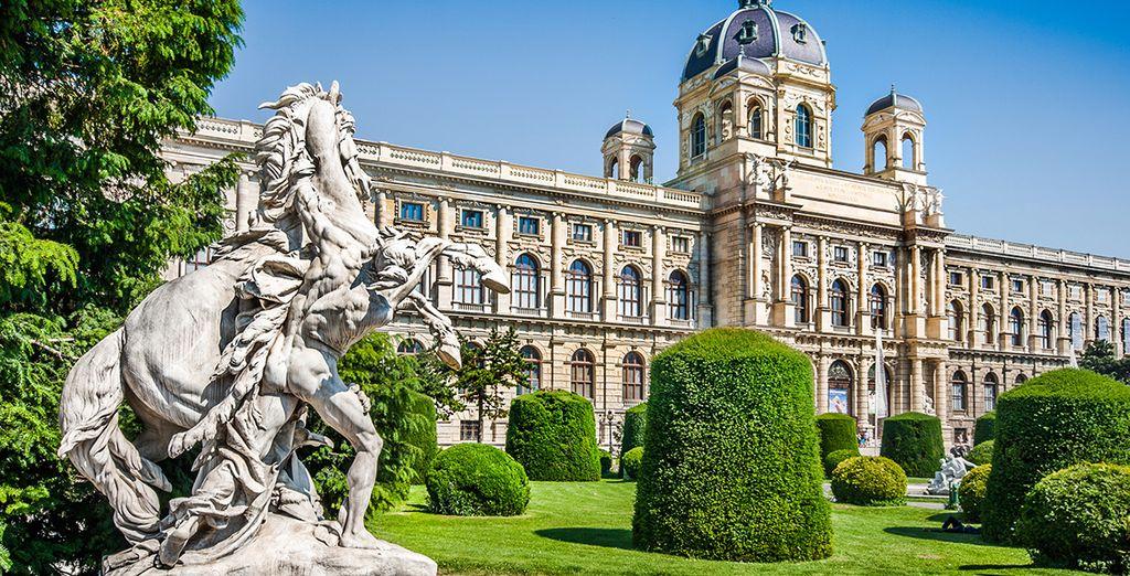 Guía de viaje - Viena