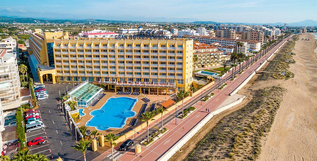 Gran Hotel Peñíscola 4*